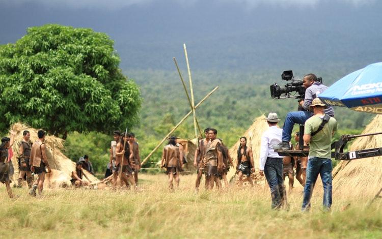 film production assistant job