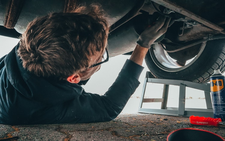 Automotive Service Mechanic