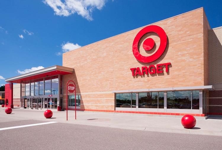 working at target