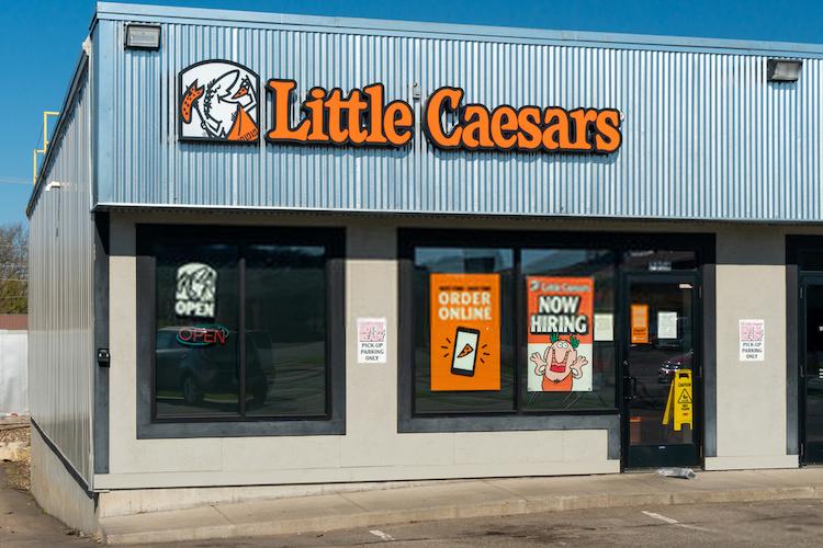 Is Little Caesars a Franchise